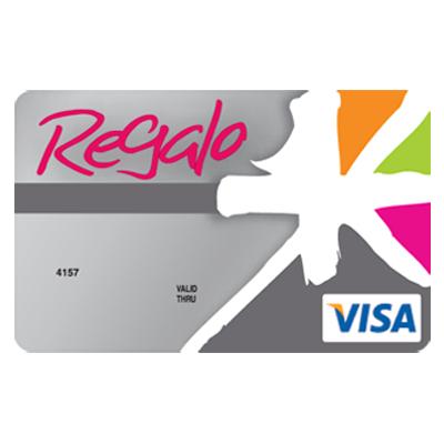 Gift card Visa Produbanco